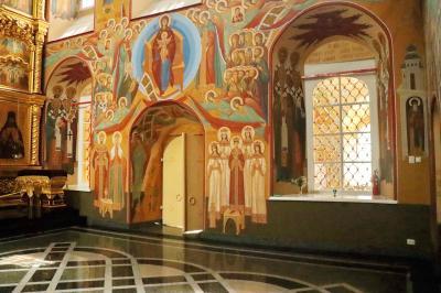 보고야브렌스키 성당 내부 11