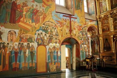 보고야브렌스키 성당 내부 09