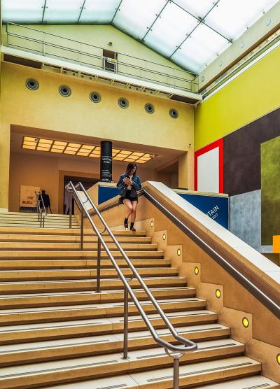 테이트 브리튼 미술관 내부 12