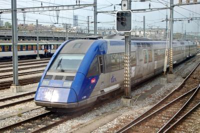 스위스 철도 (스위스 연방철도) 01