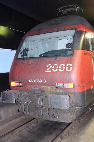 스위스 철도 (스위스 연방철도) 13