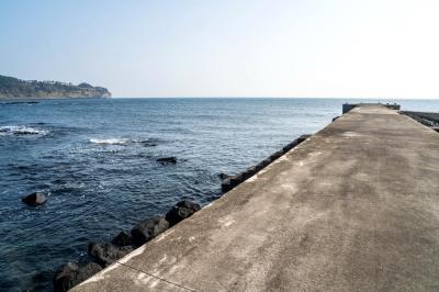 하모 방파제 해안 08