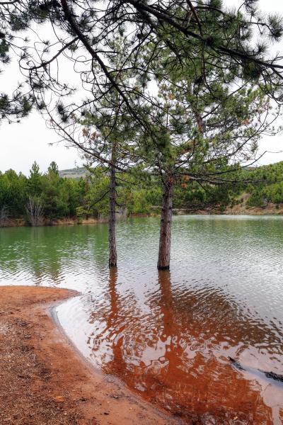 캄릭 국립공원 호수  10