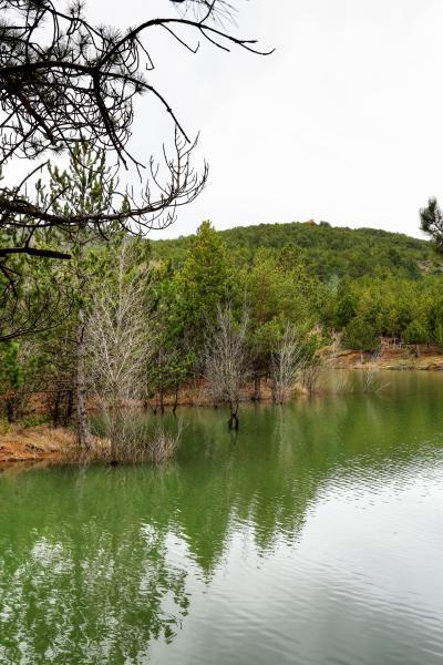 캄릭 국립공원 호수  08