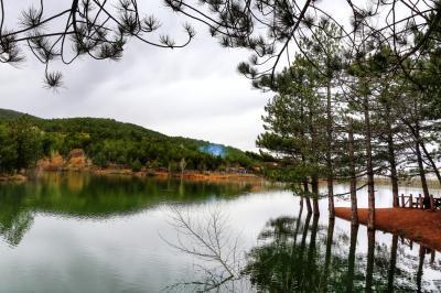캄릭 국립공원 호수  01