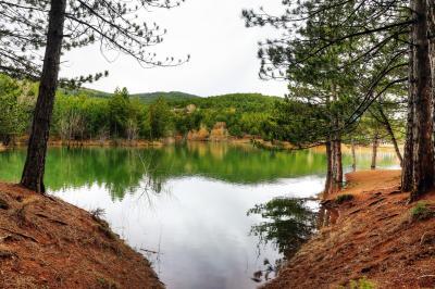 캄릭 국립공원 호수  02