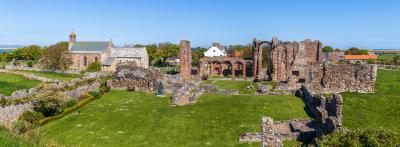 린디스판 수도원 13