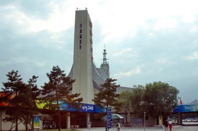 베이징 국립 올림픽 경기장 01