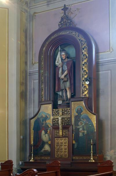 성 니콜라스 교회 내부 06