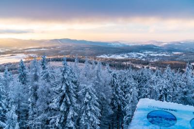 보로바 산간지역 겨울 파노라마  03