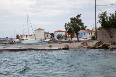 네레지네 마을 항구