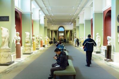 애슈몰린 박물관 내부 05