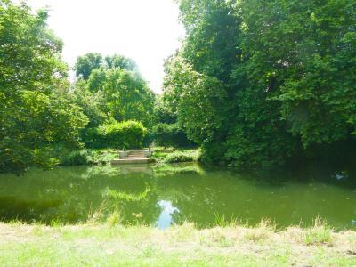 치픈햄 공원 정원 09