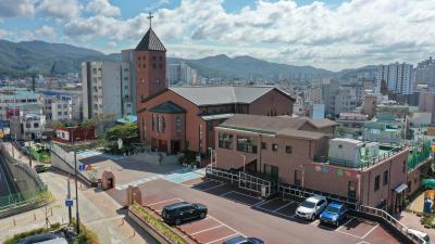 오룡동성당