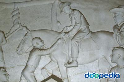 볼트레커 기념관 내부