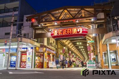 히가시니오몬 상점가