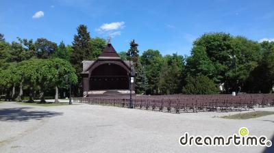 치에호치넥 휴양시설 콘서트 홀