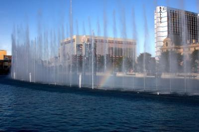 벨라지오 호텔 호수 07
