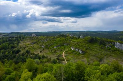 미로브 생태공원 파노라마