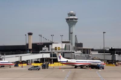 시카고 오헤어 국제공항 에어사이드