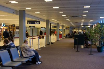 시카고 오헤어 국제공항 터미널 03