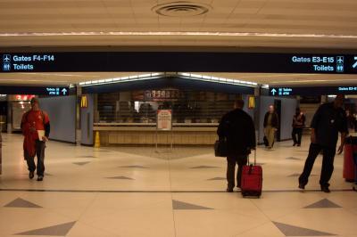 시카고 오헤어 국제공항 터미널