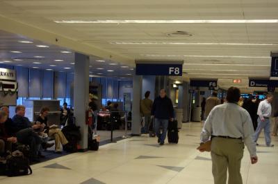 시카고 오헤어 국제공항 터미널 02