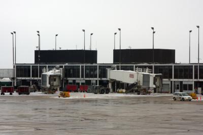 시카고 오헤어 국제공항 터미널 04
