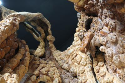 박달재 목굴암과 오백나한 13