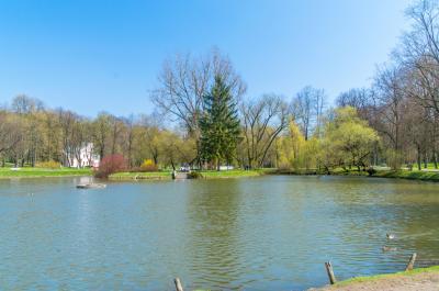 날레조브 와지엔키 공원 01