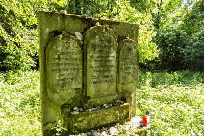 스체브제센 유대인 공동묘지  03
