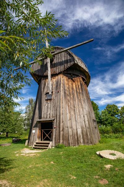 루블린 마을 민족지 박물관 풍차  10