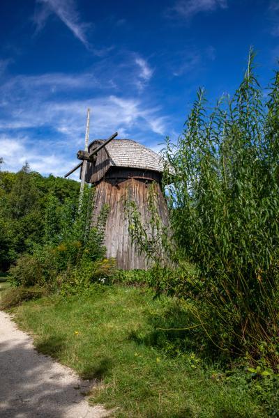 루블린 마을 민족지 박물관 풍차  08