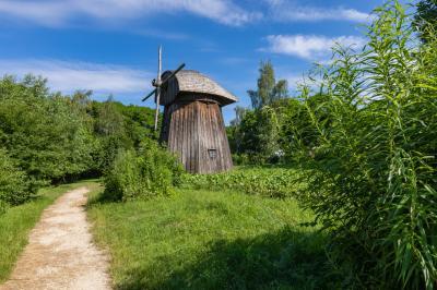 루블린 마을 민족지 박물관 풍차  07