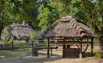 루블린 마을 민족지 박물관 블라젝 우물  01