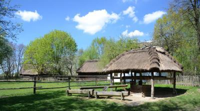 루블린 마을 민족지 박물관 블라젝 우물  02