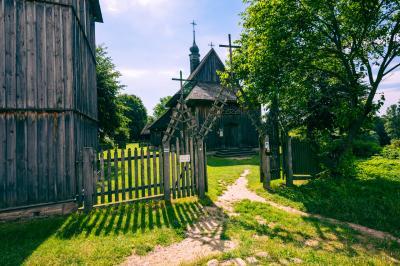 루블린 마을 민족지 박물관 그리스 카톨릭 교회 04