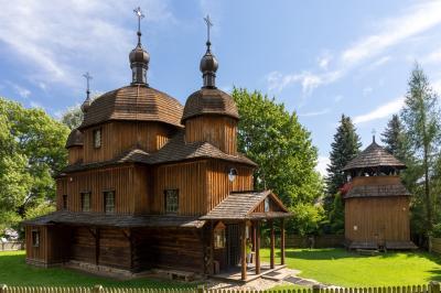 루블린 마을 민족지 박물관 그리스 카톨릭 교회 01
