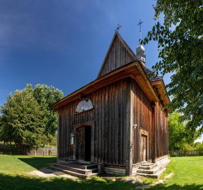 루블린 마을 민족지 박물관 그리스 카톨릭 교회 02