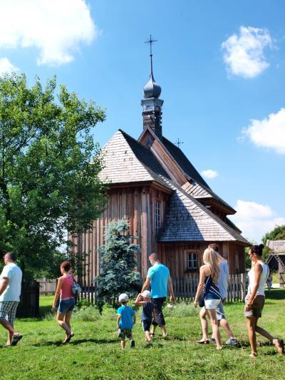 루블린 마을 민족지 박물관 그리스 카톨릭 교회 09