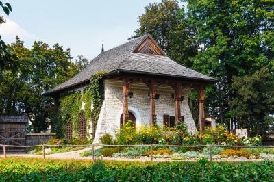 루블린 마을 민족지 박물관 리셉션 건물  03