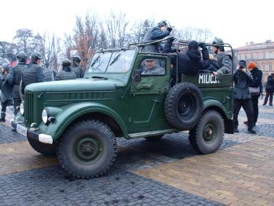 계엄령 도입 30주년 기념일, 계엄령 도입 반대 시위대  06