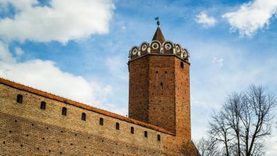 웬치차 성 옥타곤 타워