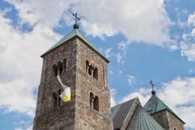 성 메리와 성 알렉시우스 대학교회 상세사진