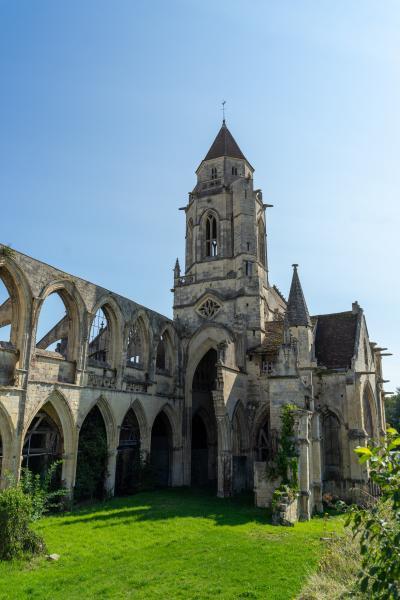 캉 올드 생 에티엔 성당 13