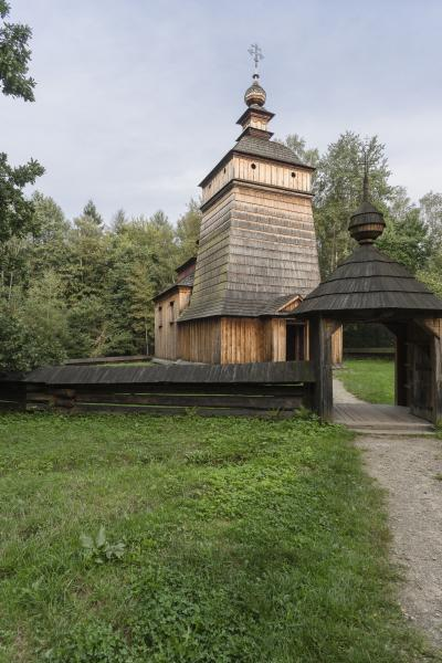 선데츠키 민족지학 공원 교회  10