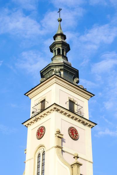 세인트 클레멘츠 교회 시계탑  02