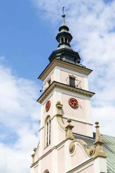 세인트 클레멘츠 교회 시계탑  04