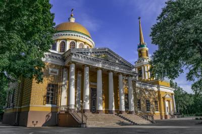 드니프로페트롭스크 변모 성당