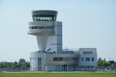 포즈난 아비카 공항 컨트롤 타워